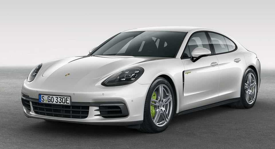 Beefier Porsche Four Seat 918 with an E-Hybrid and V8 Engine Rumored