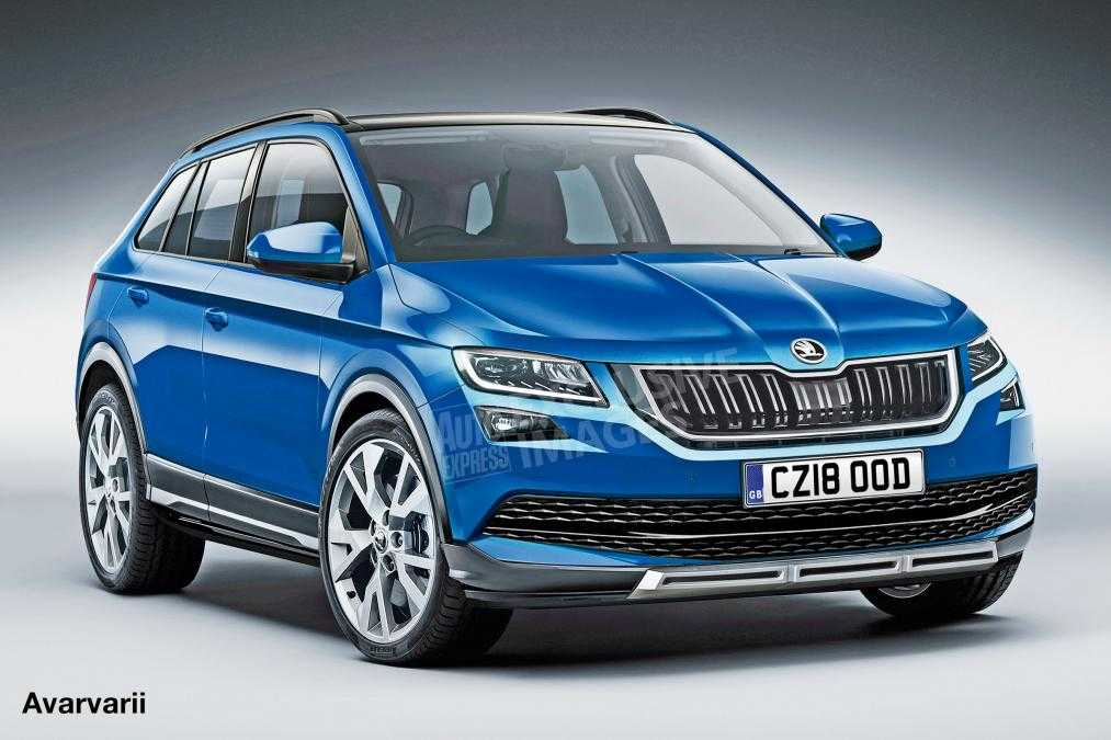Next Gen Skoda Fabia SUV is Coming to Compete with Nissan Juke