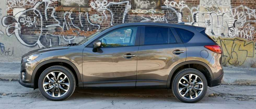 The New Family SUV from Mazda, the 2016.5 CX-5 Has Nothing New to Offer