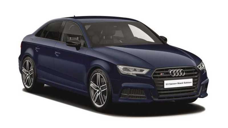 Audi S3 Black Edition