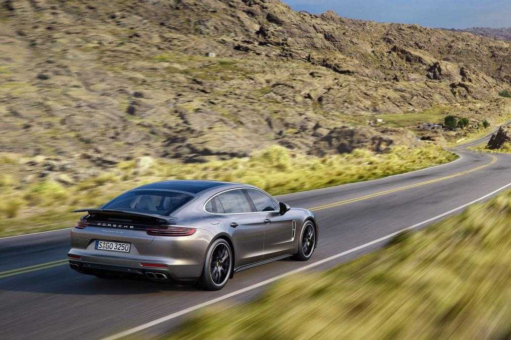 Porsche Launches New Panamera Executive Edition with a Long Wheel-base