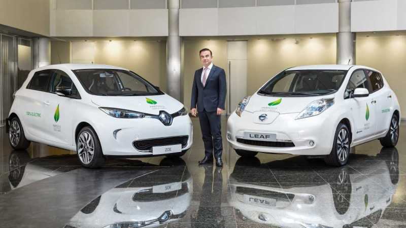 Renault-Nissan Electric Car
