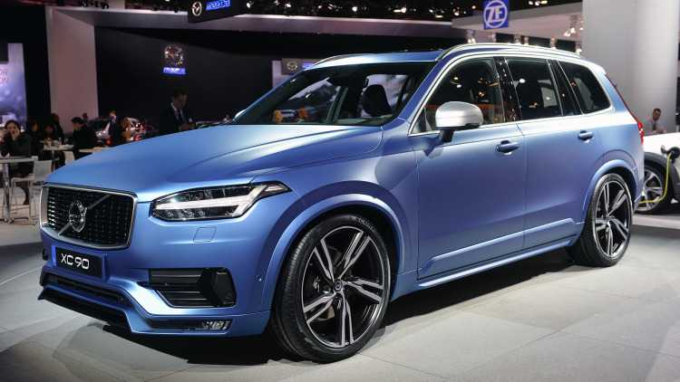 5 New Volvos Are Making Their Way into the Indian Automobile Market