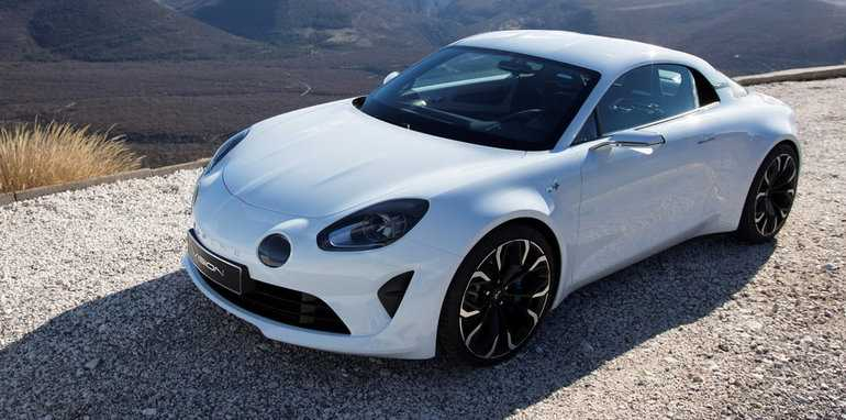Alpine A120 Limited Edition Model is Now Available for Pre-order