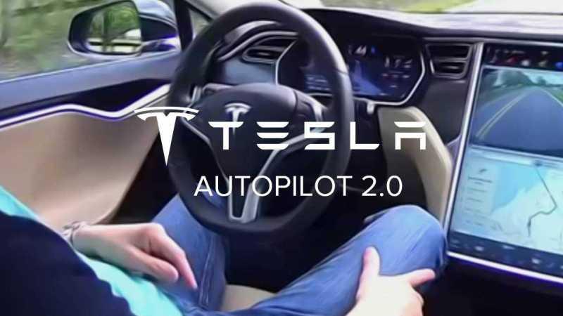 Tesla Autopilot 2.0