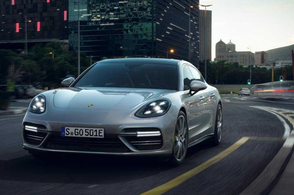 Porsche Panamera Turbo S E-Hybrid Launched Ahead of Geneva Auto Show