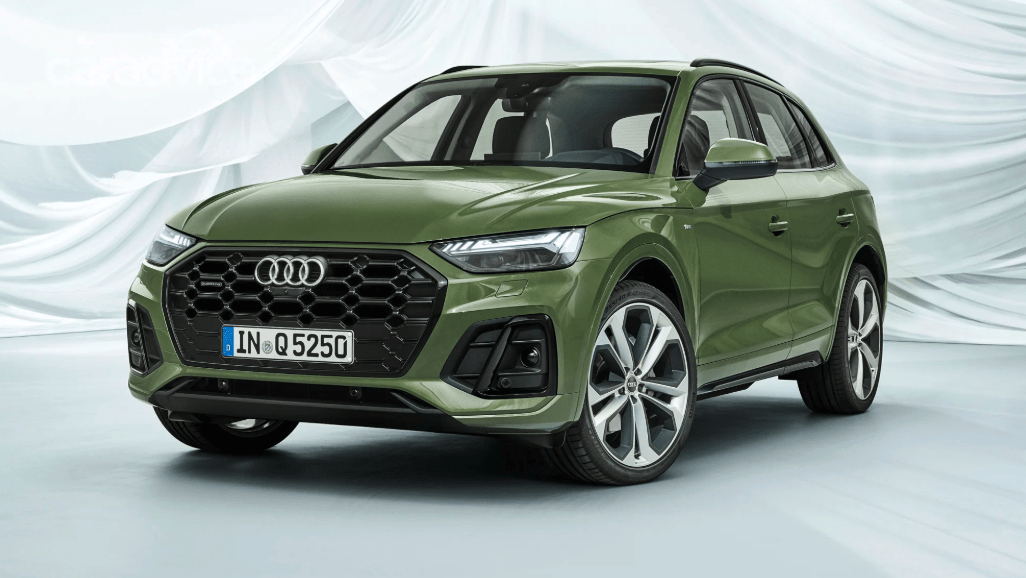 2021 Audi Q5 Get New Styling and Refreshingly Great Features