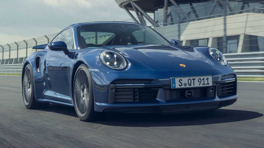 2021 Porsche 911 Turbo Revealed with a Lower Price Tag than Turbo S