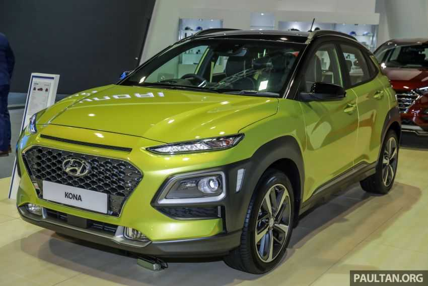 2020 Hyundai Kona Pre-Order Opens in Malaysia, Pricing and Booking Fee Revealed