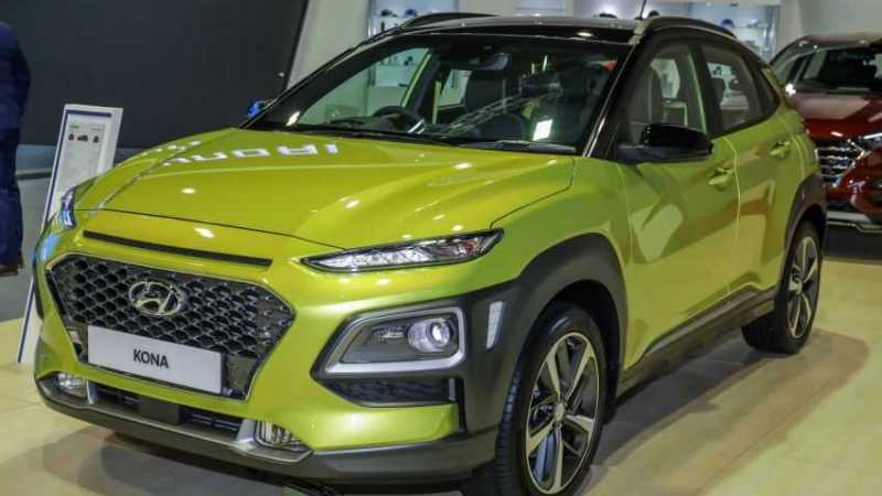 Hyundai Kona Turbo