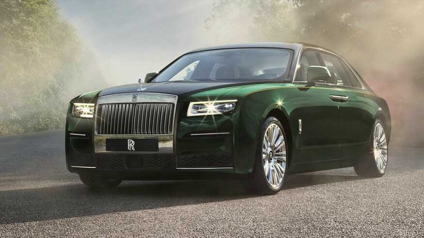 2021 Rolls Royce Ghost Extended Introduces a New Level of Luxury
