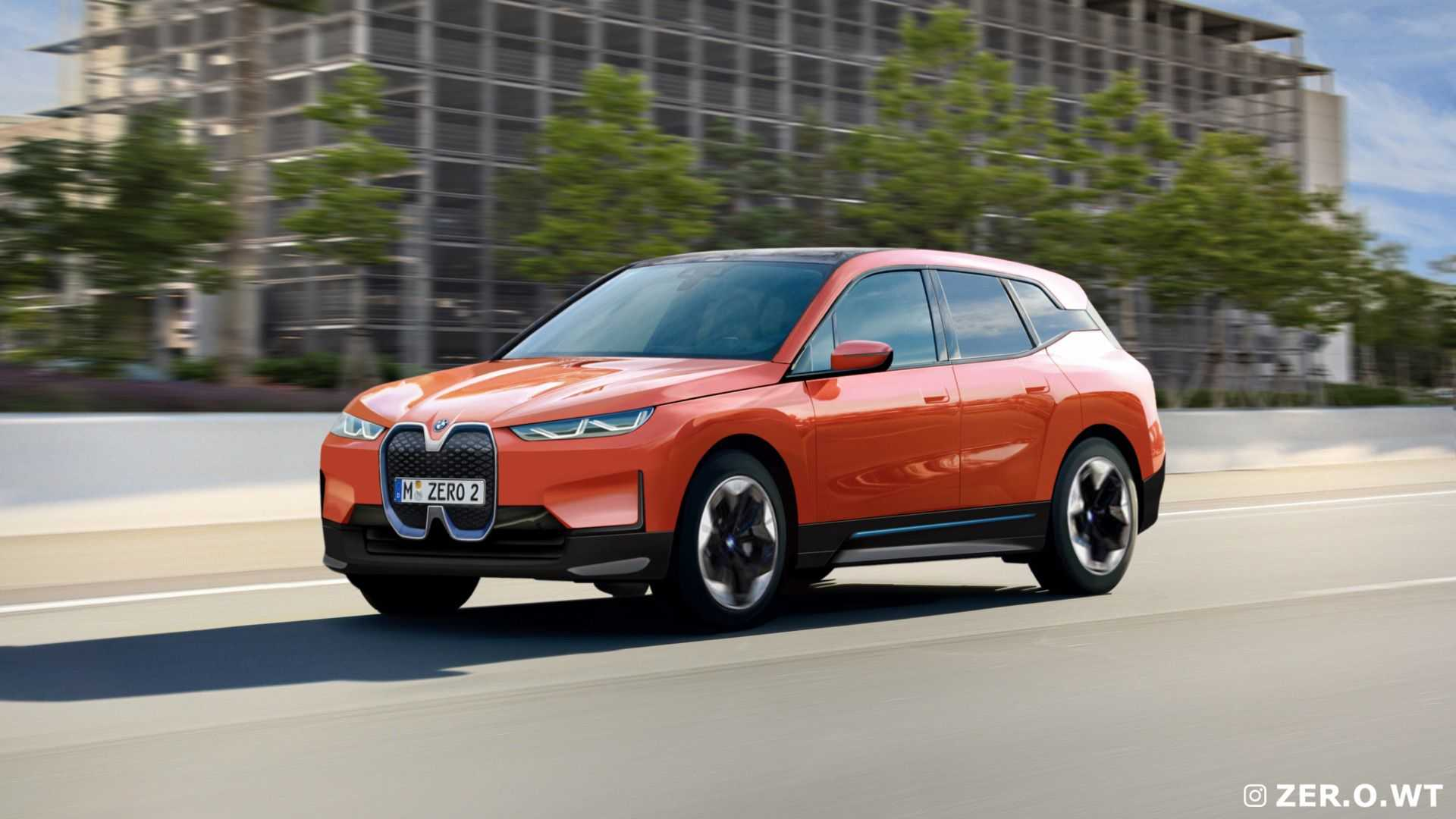 2021 BMW iNext Specifications and Pricing Revealed, EV Race is On