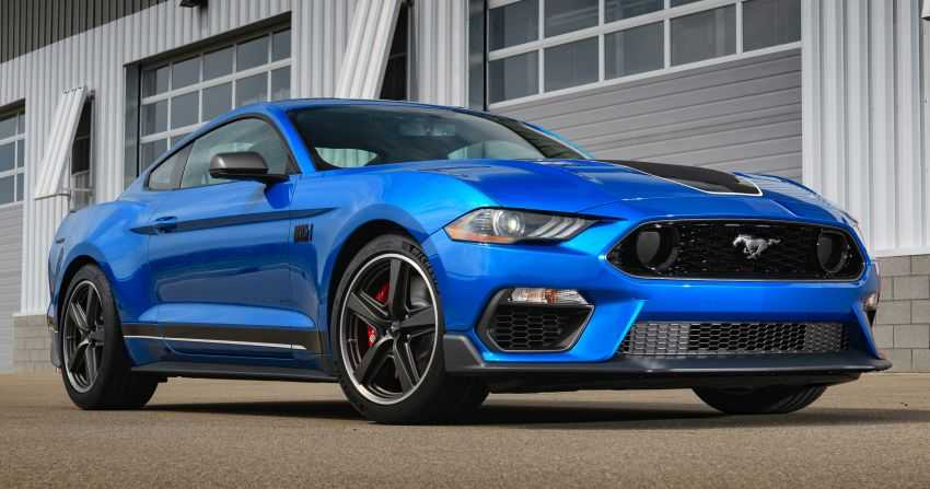 2021 Ford Mustang Mach 1 Will be Sold Worldwide, Powered by Coyote V8