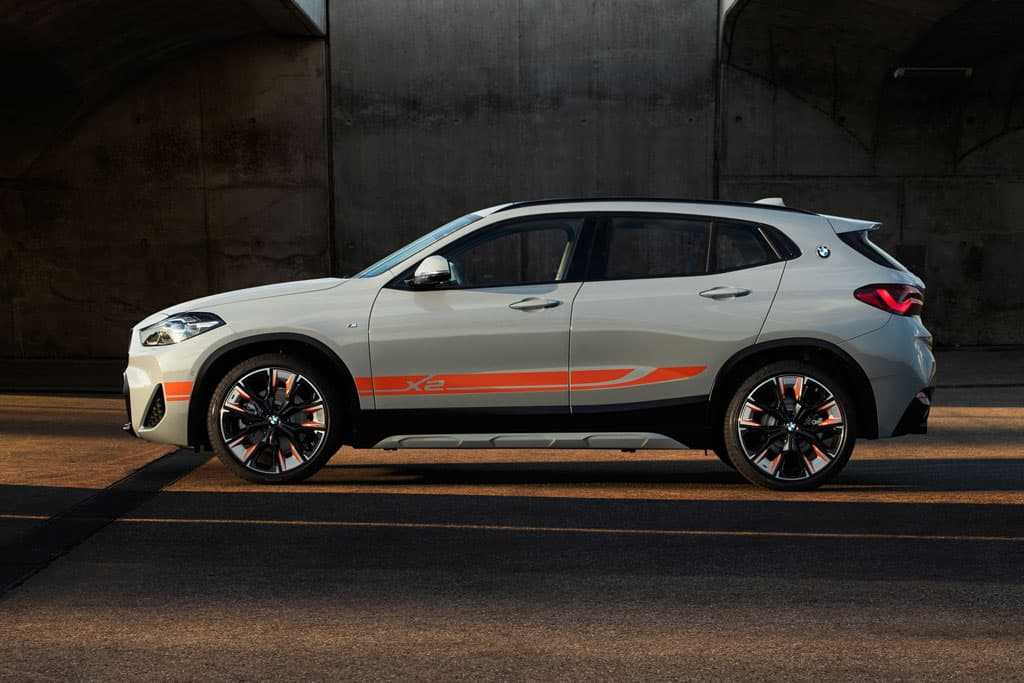 BMW X2 M Mesh Edition Officially Revealed with Features Detailed