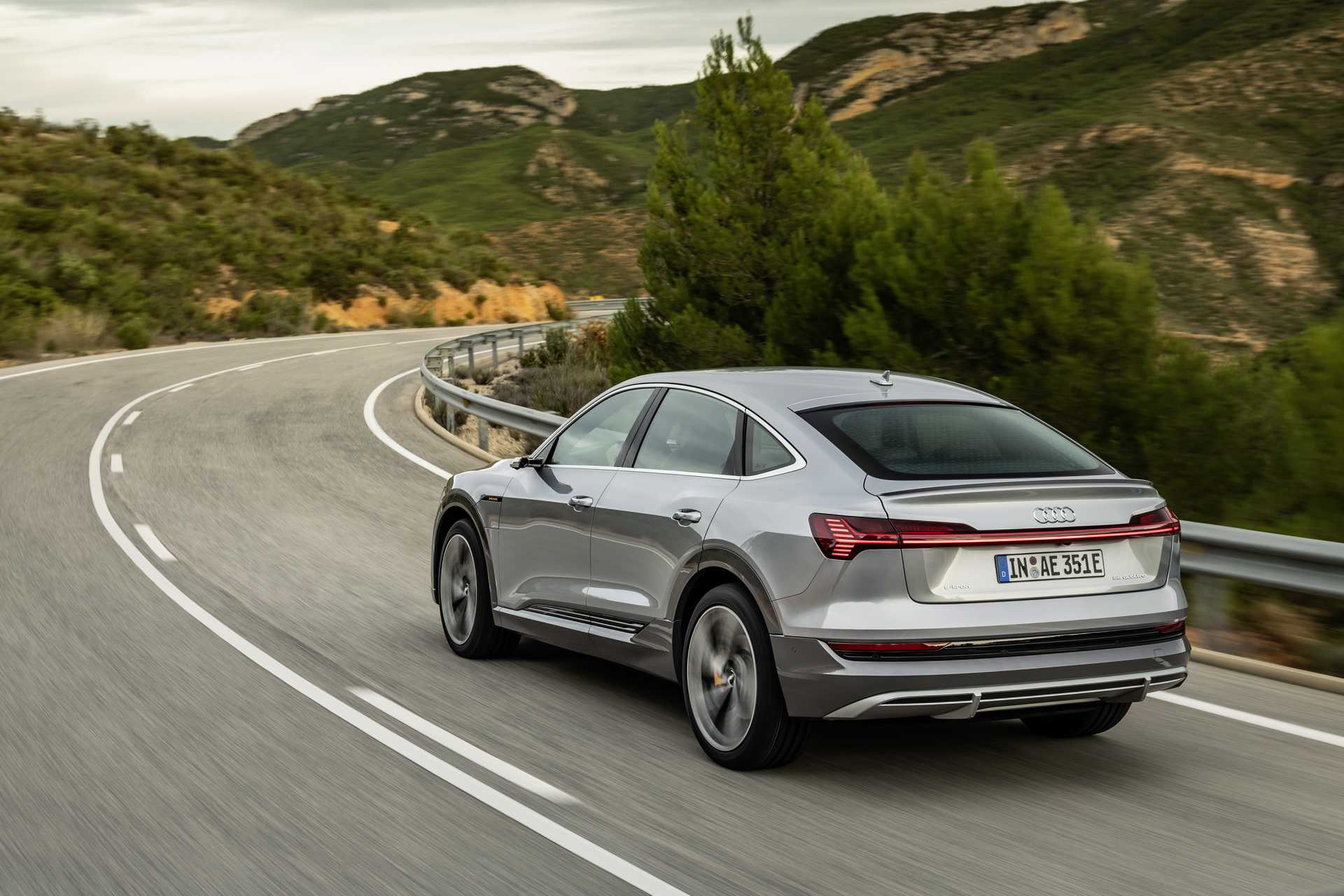 2021 Audi E-Tron Base Model and Sportback Now Charges Faster than Before