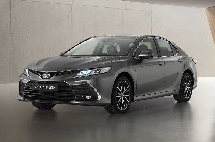 2021 Toyota Camry Stylized Upgrades and Gets Tweaked on the Inside