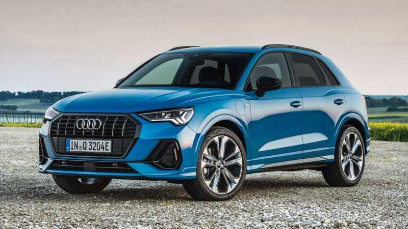 2021 Audi Q3 45 TFSI ePlug-in Hybrid