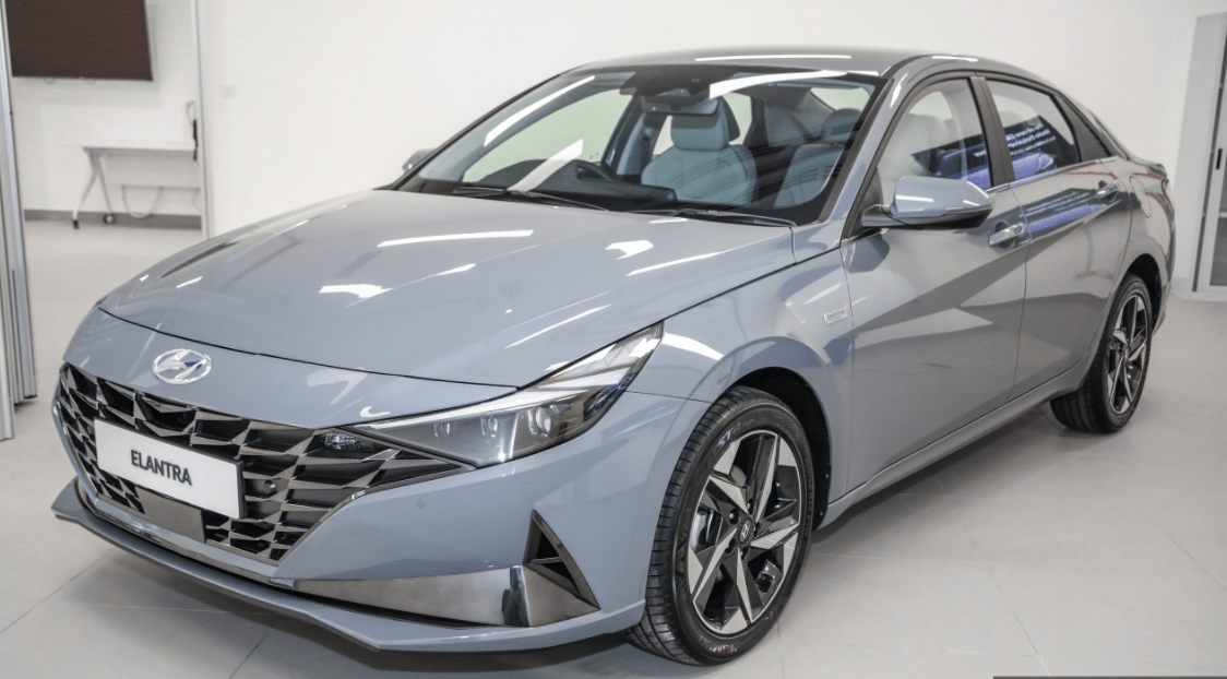 2021 Hyundai Elantra is Now Out, 7th Gen Variant with 1.6L IVT Engine