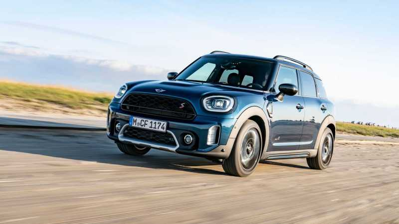 2021 Mini Countryman Boardwalk