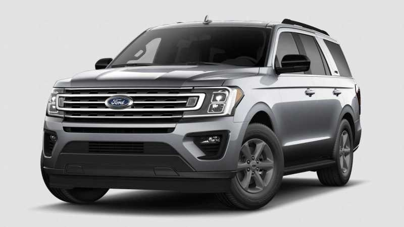2021 Ford Expedition XL STX Features