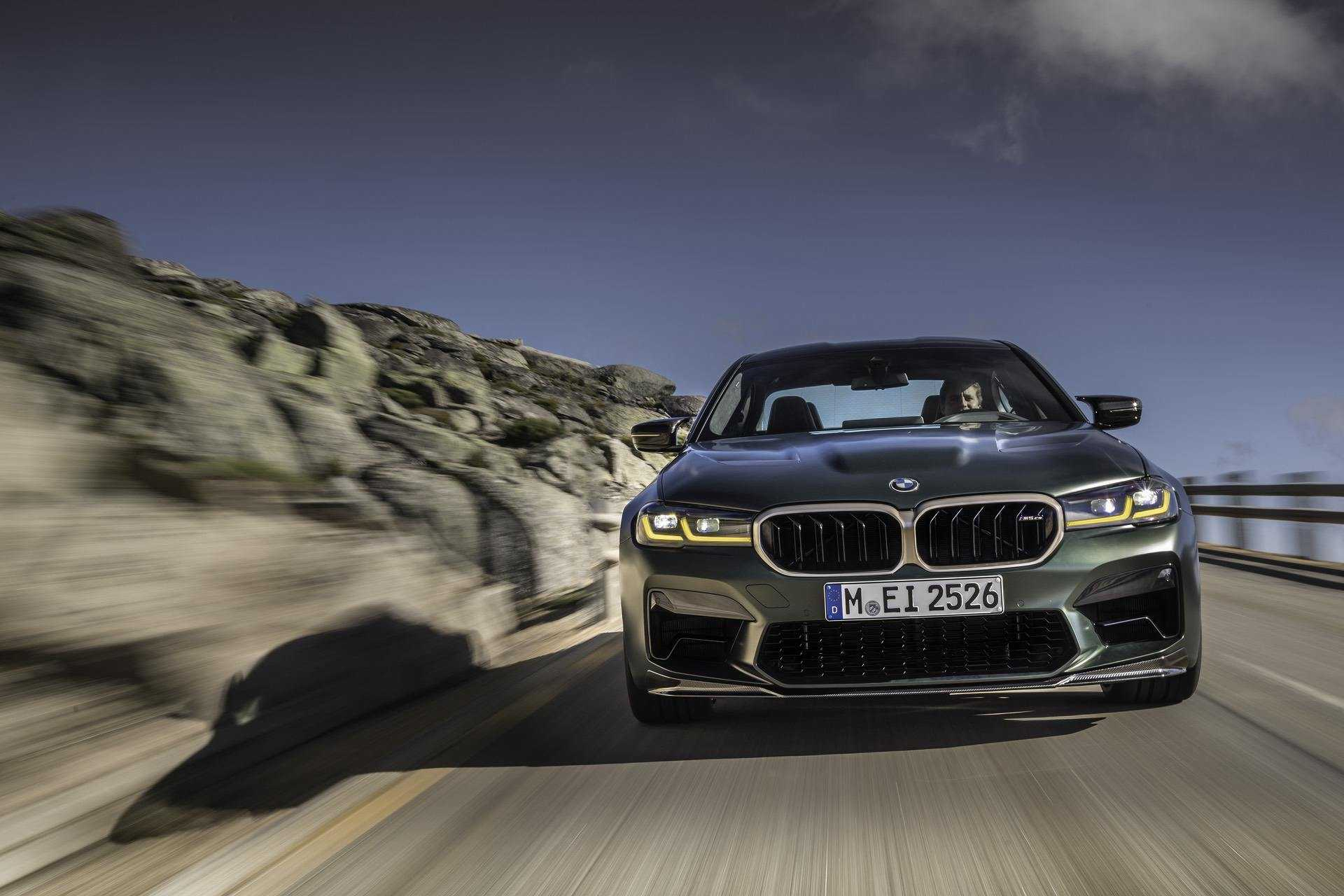 BMW M5 CS 2021 Officially Revealed, Pictures and Specs Out Now!