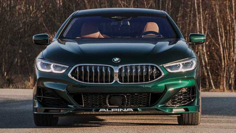Introducing the 2022 Alpina B8 Gran Coupe, the Perfect BMW M8 Alternative