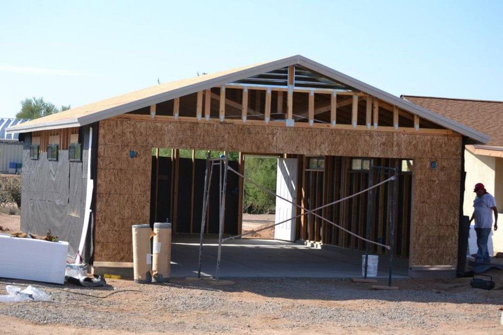 garage framework