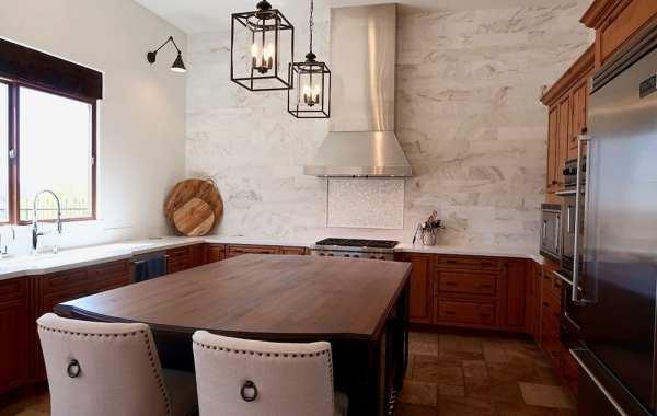 Kirin Kitchen home remodel