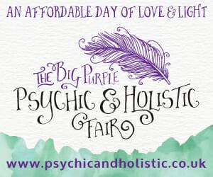 Psychic Fair, Sunday 9th June – Chessington, Surrey – Your Soul Family