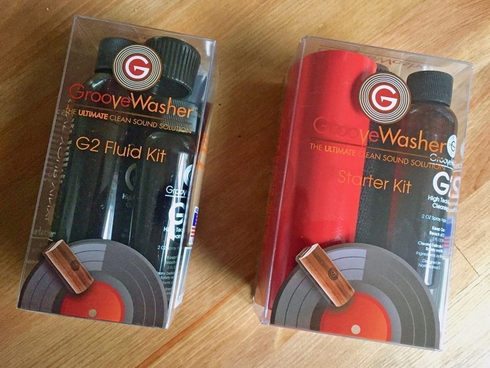 Groovewasher G2 Vinyl Record Cleaner Review Sound Matters