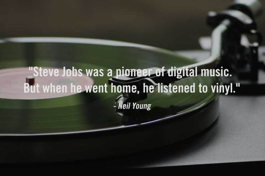 Top Five Vinyl Record Quotes - Sound Matters