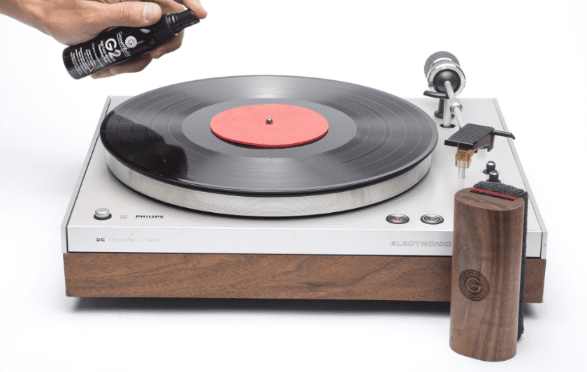 Clean Vinyl Records, According to the Folks at GrooveWasher