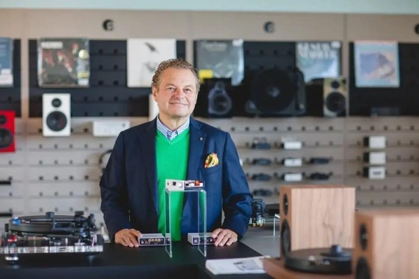 Heinz Lichtenegger Pro-Ject CEO