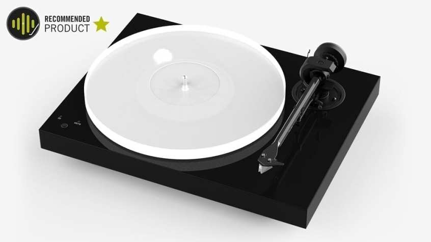 Pro-Ject X1 Review by Sound Matters. Recommended Turntable.