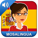Learn spanish with Mosa Lingua