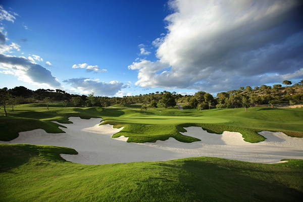 Orihuela Costa Golf Courses