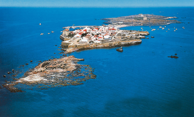 Isla Tabarca or Island of Tabarca