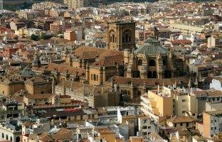 cathedral Granada