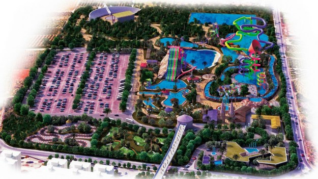 Gandia Water Park