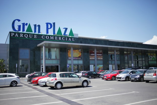 Gran Plaza Shopping Centre Roquetas De Mar Almeria