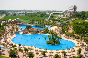 Aqualandia Benidorm water parks