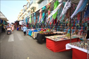 Markets in South Costa Blanca