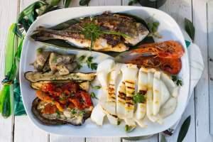 Gastronomy Seafood