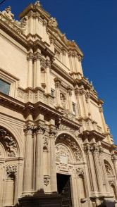 Lorca Baroque city