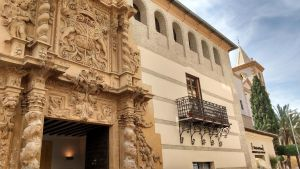 Lorca Palace of Guevara