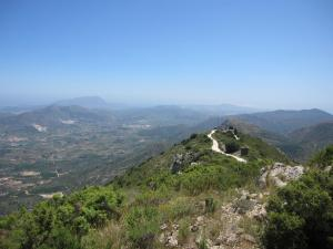 bicycle tourism coll de rates