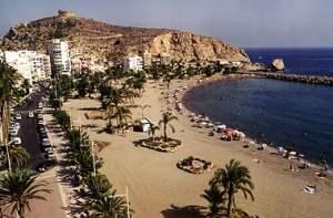 Aguillas beach