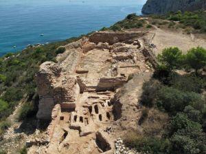 Costa Blanca Medieval village