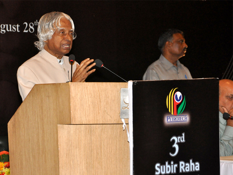 Dr. A P J Abdul Kalam's Future Energy Plan for India