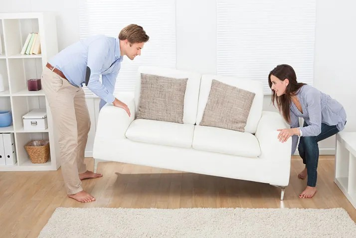 best way to place living room furniture small fireplaces the a sofa in home appliances